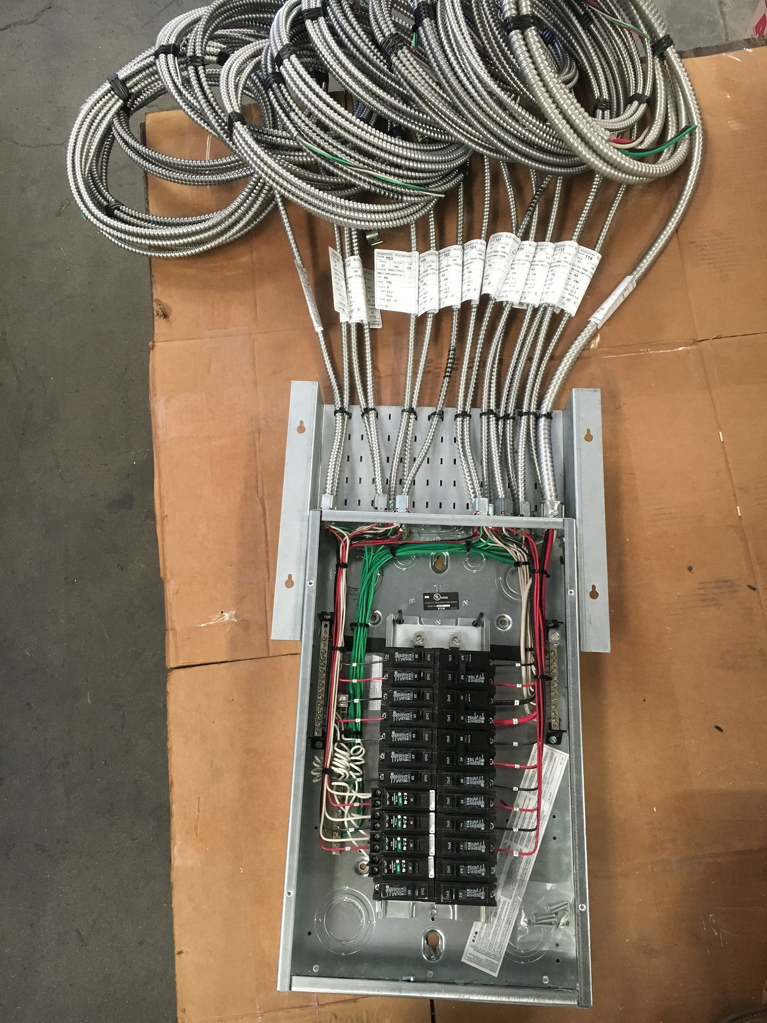 Product Assembly Services Electrical Services Of Arizona